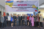 7th Regional APUCEN Council Meeting