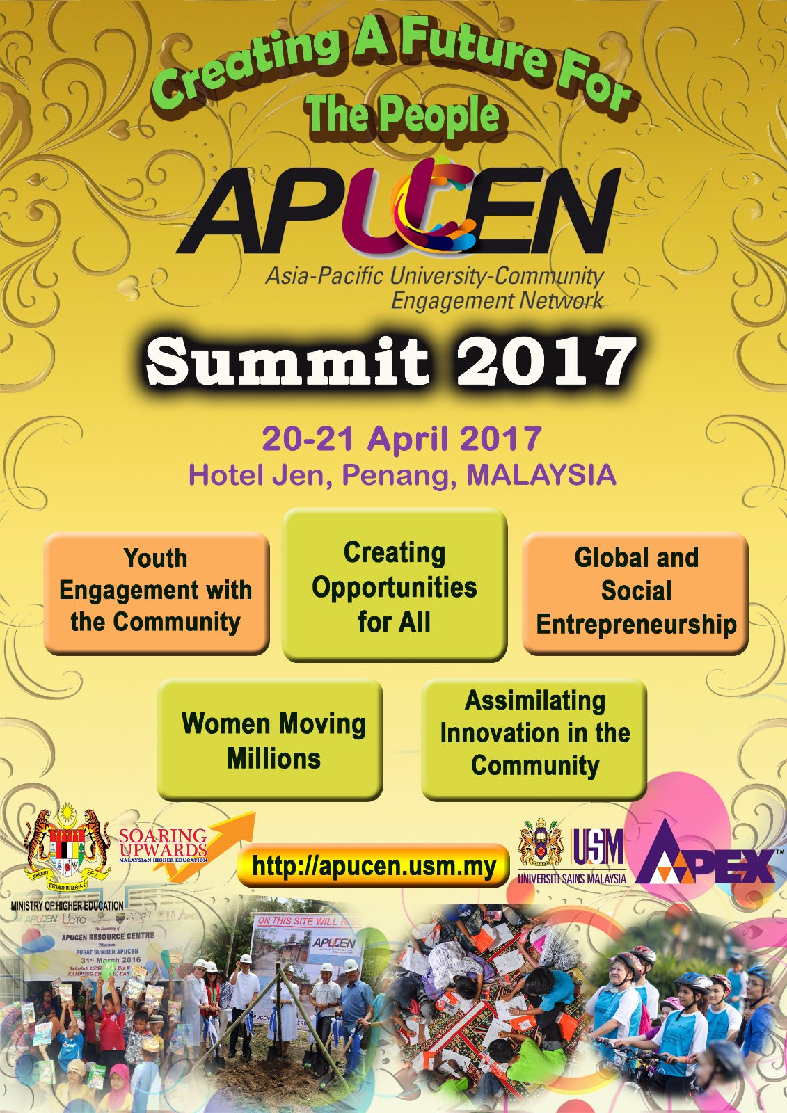 summit APUCEN